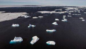 ذوبان القطب الجنوبي