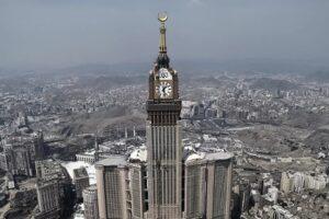 أكبر ساعة في العالم